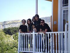 LODVG Previa Filmación Videoclip Inmortal (Valparaiso 18 Octubre 2008)