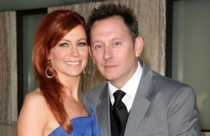 Carrie Preston y Michael Emerson - True Blood Season 3 Premiere