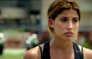 Tania Raymonde sexy en Hawaii Five-0
