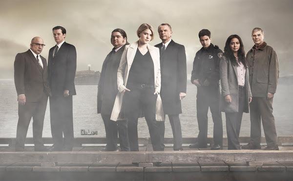 Sesión de fotos del elenco de Alcatraz