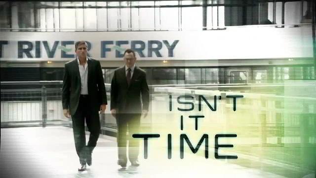 Finch y Reese en nueva promo de Person of Interest
