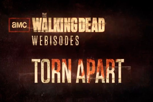 The Walking Dead Webisodios Torn Apart Online