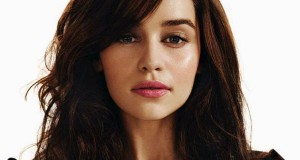 Emilia Clarke GQ Magazine Photoshoot 2012