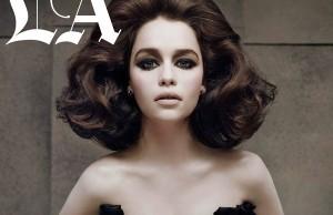 Emilia Clarke - Los Angeles Time Magazine Photoshoot