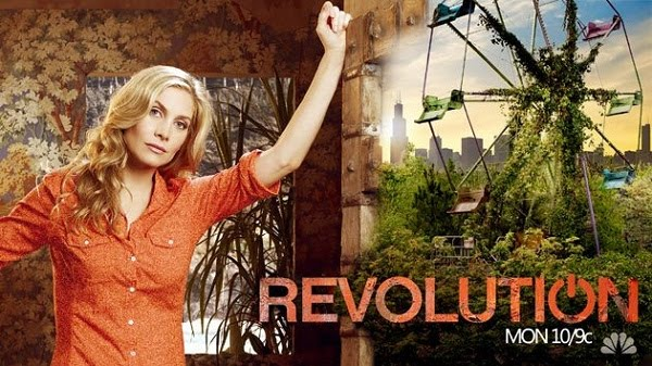 Elizabeth Mitchell Revolution NBC