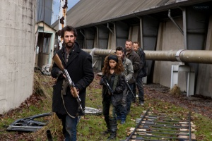 Falling Skies on TNT