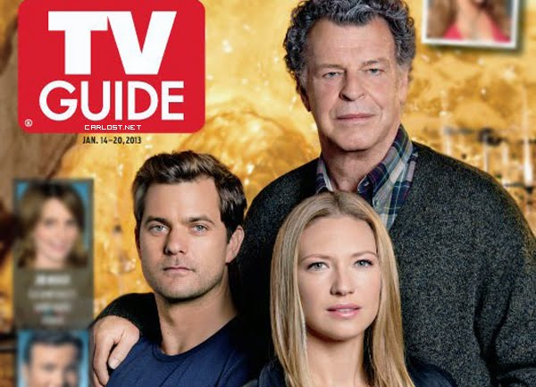 Fringe TV Guide Enero 2013