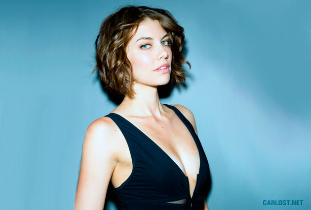 Lauren Cohan Esquire Magazine Photoshoot
