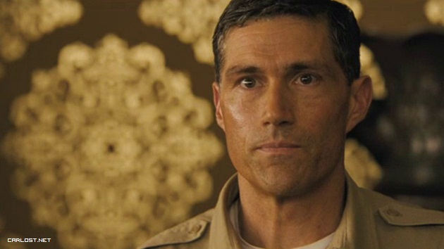 Matthew Fox - Emperor Movie Trailer
