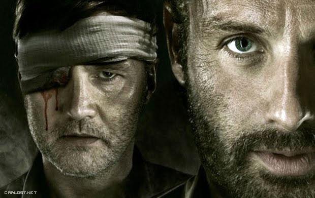 The Walking Dead: Poster del regreso de la Tercera Temporada