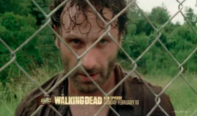 The Walking Dead Tercera Temporada Promo