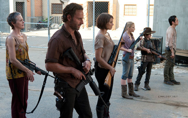 Fotos The Walking Dead 3x11