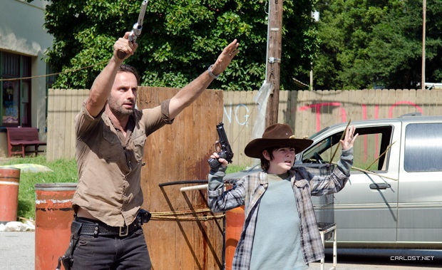 Fotos The Walking Dead 3x12