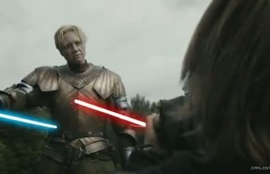 Jaime Lannister vs Brienne