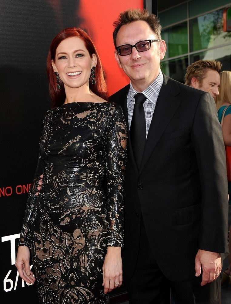 Michael Emerson & Carrie Preston - True Blood Season 6 Premiere