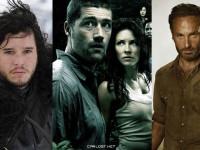 Game of Thrones, LOST y The Walking Dead nominados a los TCA Awards 2013