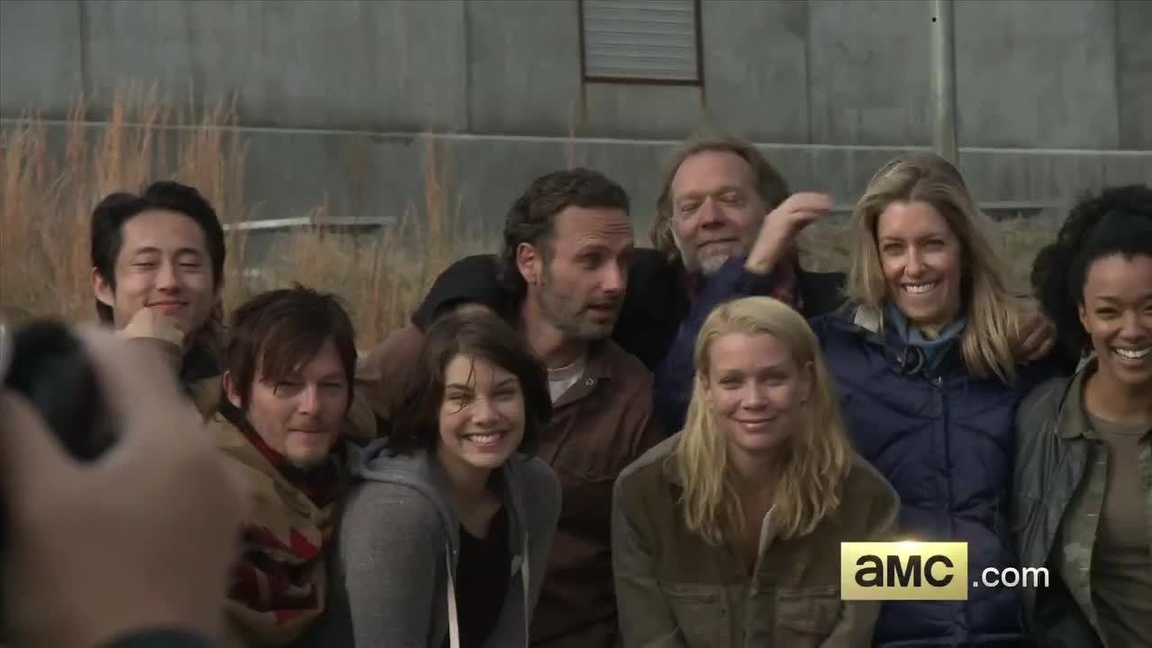 The Walking Dead: Preparando la Cuarta Temporada