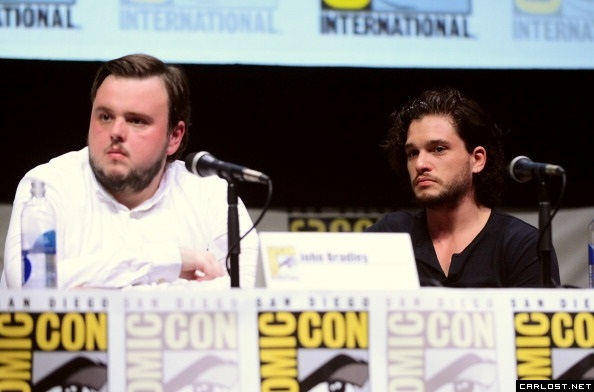 Game of Thrones Panel Comic Con 2013