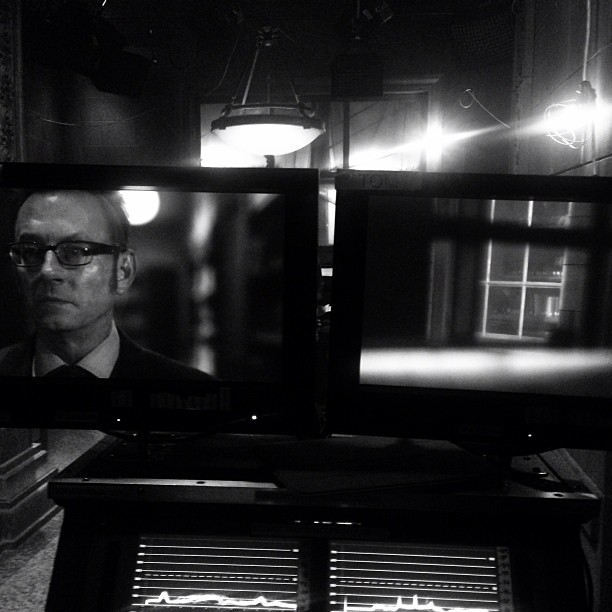Person of Interest 3x01 BTS