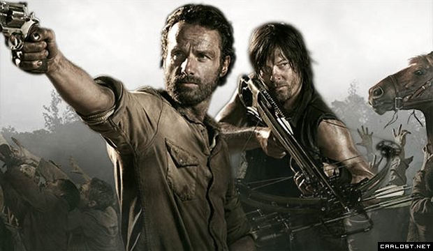 The Walking Dead Trailer Cuarta Temporada