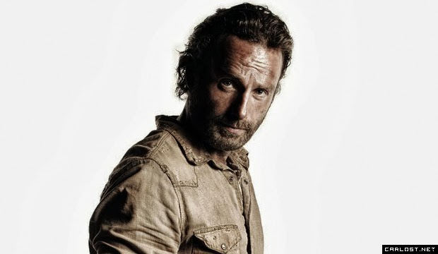 The Walking Dead Retratos Cuarta Temporada