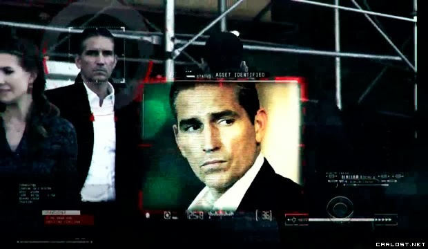 John reese en Person of Interest 3x04