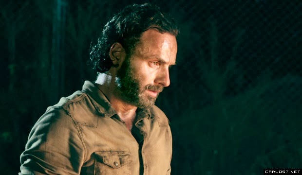Rick Grimes The Walking Dead 4x01
