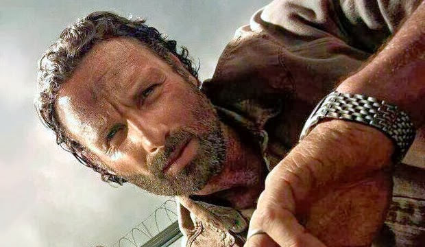 The Walking Dead 4x01 Promos