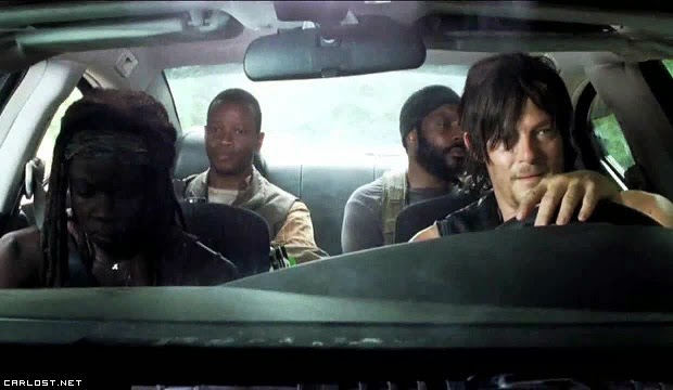 The Walking Dead NYCC Video