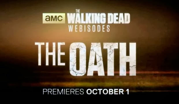 The Walking Dead The Oath Webisodios Online