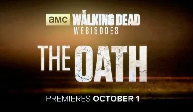 The Walking Dead The Oath Webisodios Online