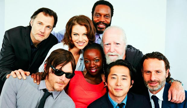 The Walking Dead renovada por una quinta temporada