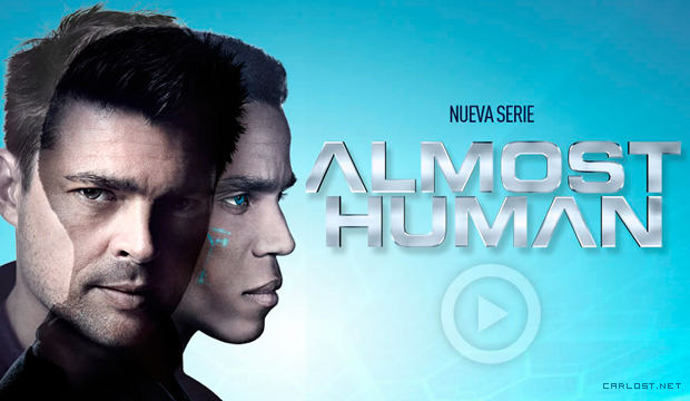 Nueva Serie Almost Human