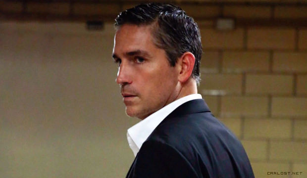 John Reese (Jim Caviezel) en Person of Interest 3x09