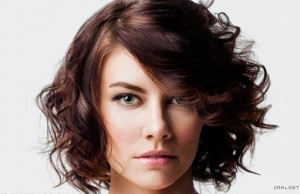 Lauren Cohan Eide Magazine Photoshoot
