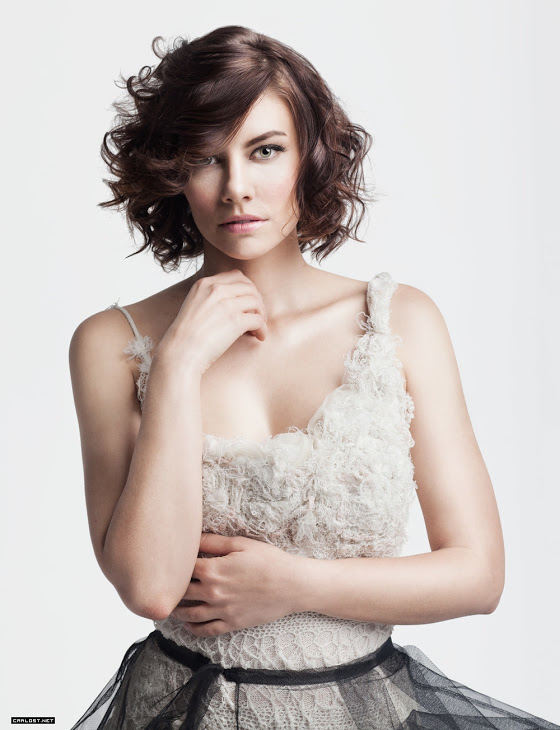 Lauren Cohan - Eidé Magazine Photoshoot