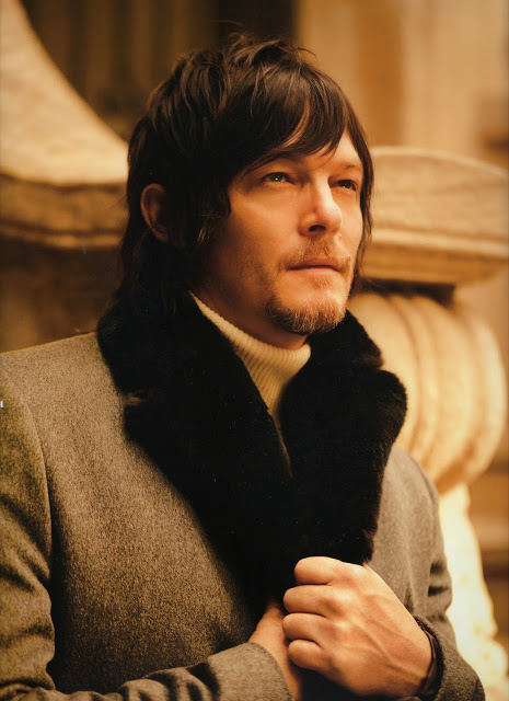 Norman Reedus - GQ Magazine Photoshoot 2013
