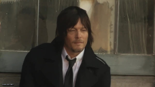 Sesion de fotos de Norman Reedus para Men's Fitness 2013