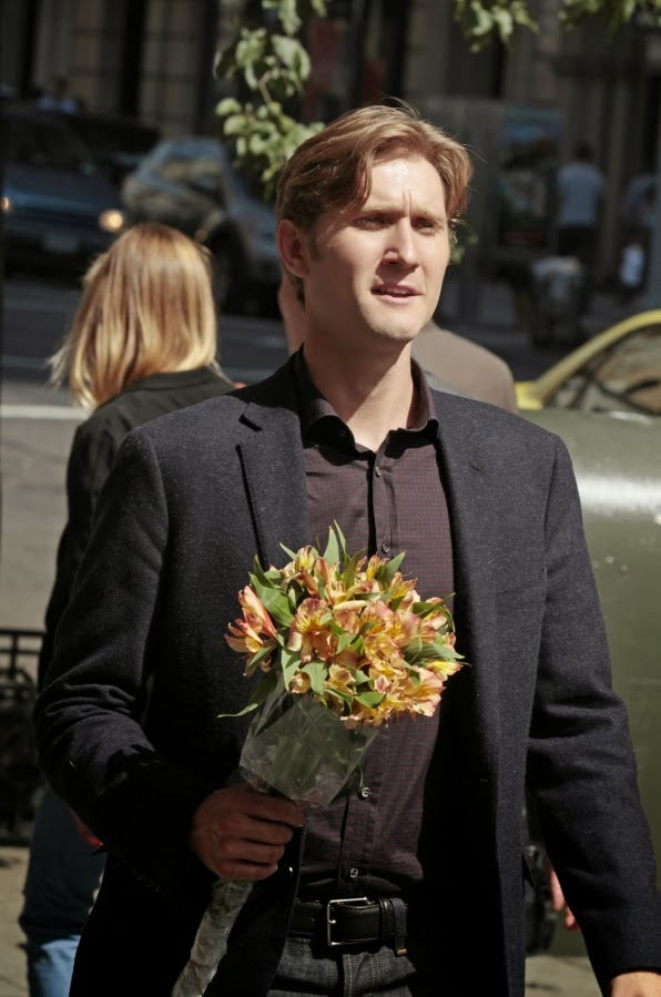 Aaron Staton (Hayden Price) en Person of Interest 3x07
