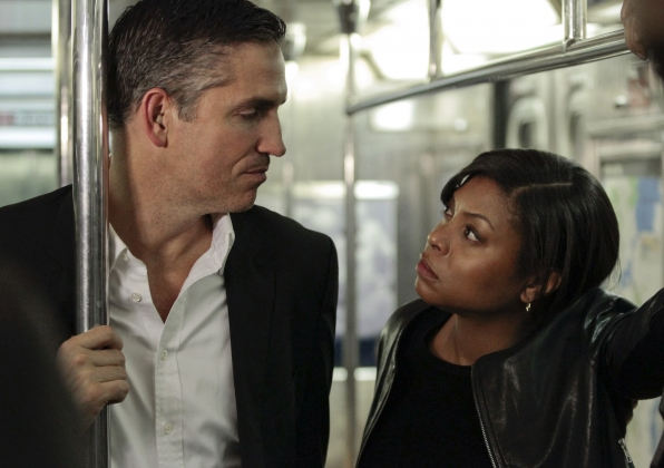 John Reese y Carter en Person of Interest 3x09