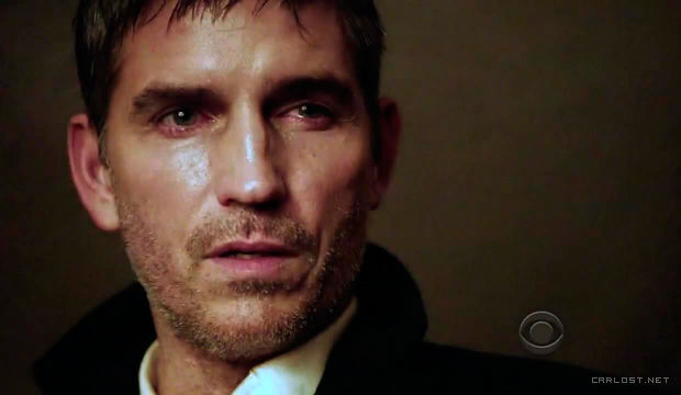 John Reese (Jim Caviezel) en Person of Interest 3x10