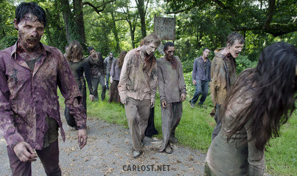 Spoiler The Walking Dead 4x06 Caminantes