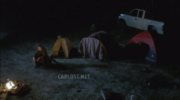 Spoiler The Walking Dead 4x06 Campamento del Gobernador