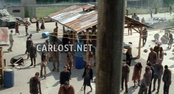 Spoiler The Walking Dead 4x08