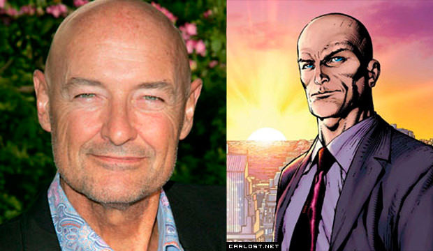 Terry O'Quinn podría ser Lex Luthor en la película Batman vs Superman