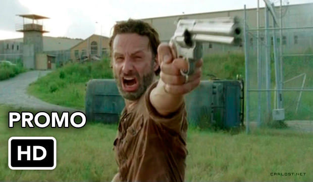 Rick Grimes en The Walking Dead 4x08 Too Far Gone (Mid-Season Finale)
