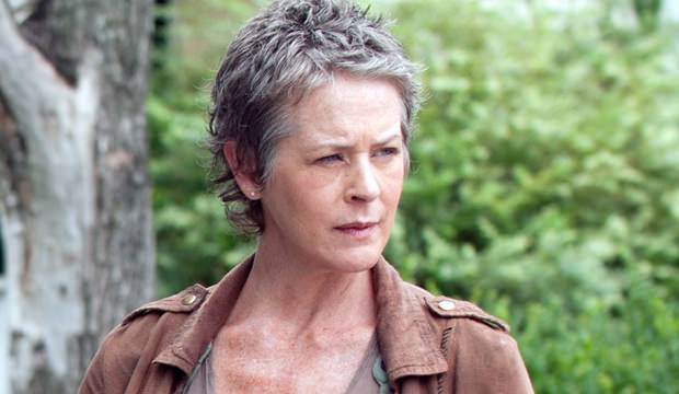 The Walking Dead - Nueva promo muestra a Carol