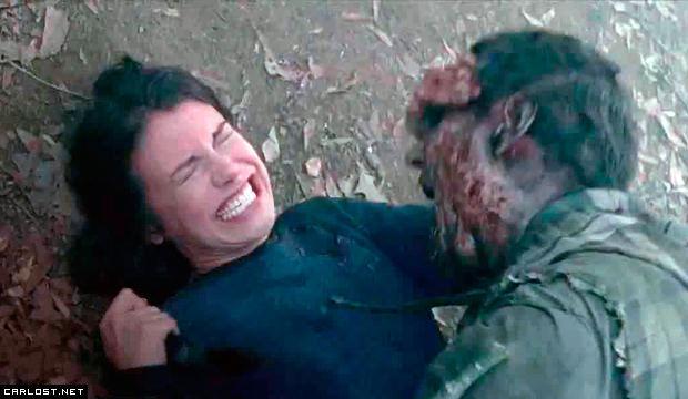 The Walking Dead 4 Maggie