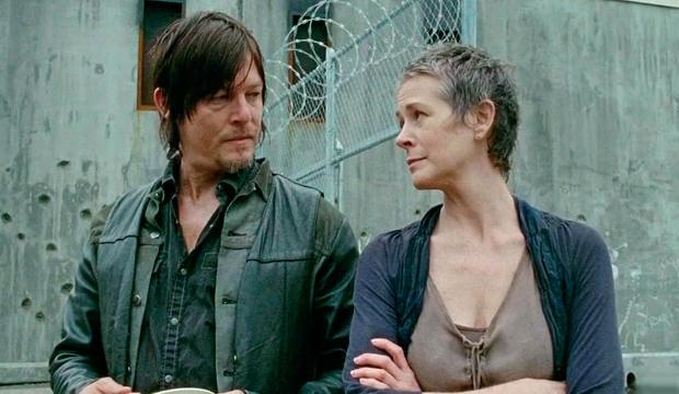 Carol & Daryl (Caryl)