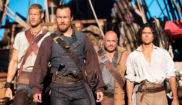 Black Sails Primera Temporada